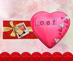 Солодкі подарунки до Дня святого Валентина