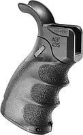 Рукоятка пистолетная FAB Defense AGF-43S тактическая складная для M4/M16/AR15. Цвет - черный