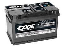 Акумулятор Exide Classic 65AH/650A (EL652)