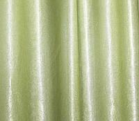 Ткань блекаут софт, с атласной основой. Высота 2,8м. Цвет салатовый. 239ш