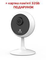 Wi-Fi видеокамера Ezviz CS-C1C (D0-1D1WFR), фото 1