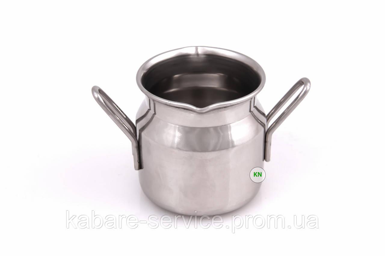 Молочник-питчер-джаг мини 45 мл (нержавеющая сталь)