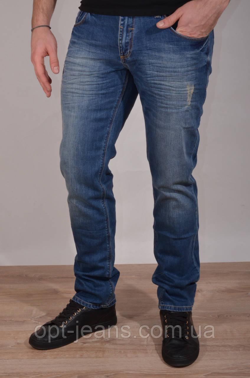 FRANCO BENUSSI мужские джинсы  (28-36/8ед.)  Демисезон 2020