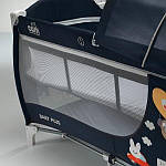Манеж-ліжечко CAM DAILY PLUS мульти, фото 3