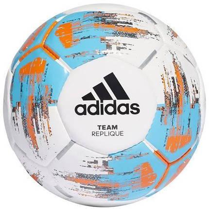 Мяч футбольный Adidas Team Replique №5 CZ9569 Белый (4059814263138), фото 2