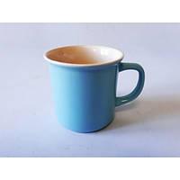 Чашка керамическая Ретро 9,5x8,5 см 19179VT