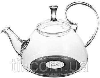 Стеклянный чайник  1200 мл.
