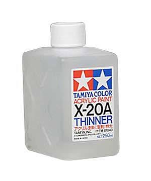 Разбавитель для акриловой краски X-20А