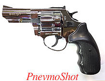 "Револьвер под патрон Флобера Ekol Viper 3"" chrome (пластик)"