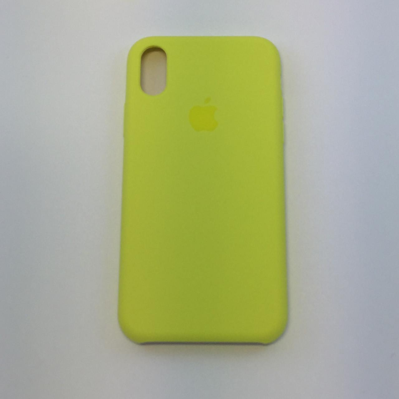 "Чохол Silicon iPhone Xr - ""Спалах №32"""