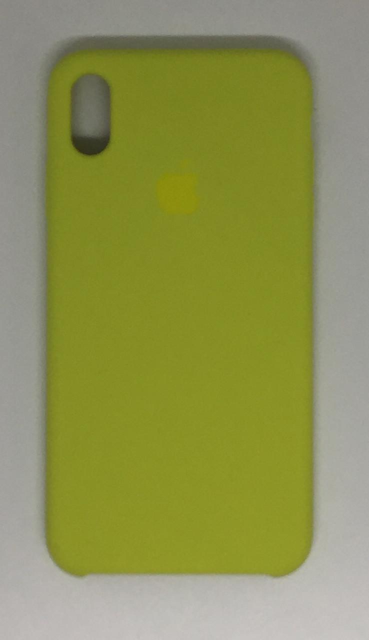 "Чехол Silicon iPhone Xr - ""Лимонад №37"""