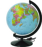 Глобус ІПТ Політичний з підсвічуванням 320 мм (4820114952684)
