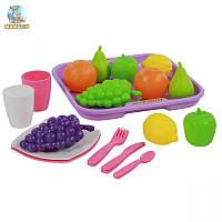 Набор продуктов №2 с посудою