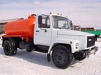 Ассенизатор, 4 куб. м., ГАЗ