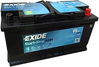 Акумулятор Exide Micro-Hybrid 95AH/850A (EK950)