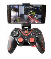 Геймпад Gen Game X3 Джойстик Bluetooth для PC, iOS, Android Чёрный