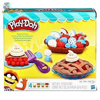 """Пластилин """"Play-Doh"""" 4 цвета"""
