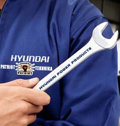 Авторизированный сервисный центр HYUNDAI POWER PRODUCTS