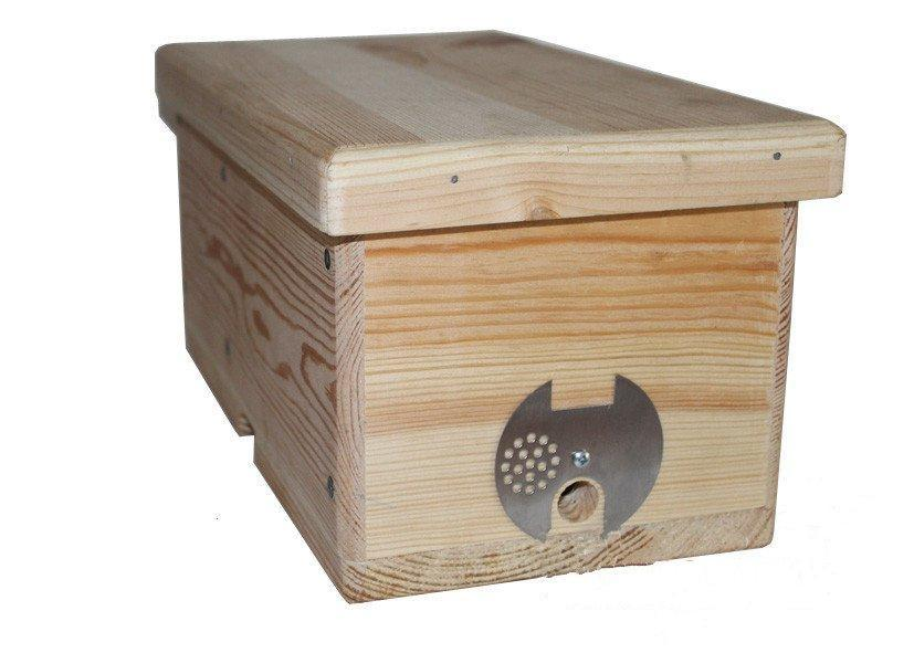 Нуклеус деревянный, на 4 рамки