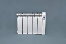 Електрорадіатор Оптімакс низькопідлоговий 5 секцій (600 Вт)