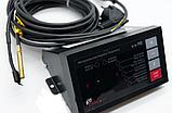 Датчик дымовых газов к автоматике для твердотопливных котлов PT-1000 (KG Elektronik) (Польша), фото 4