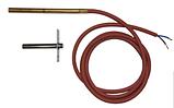 Датчик димових газів до автоматики для твердопаливних котлів PT-1000 (KG Elektronik) (Польща), фото 3