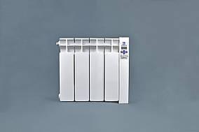 Електрорадіатор Оптімакс низькопідлоговий 4 секцій (480 Вт)