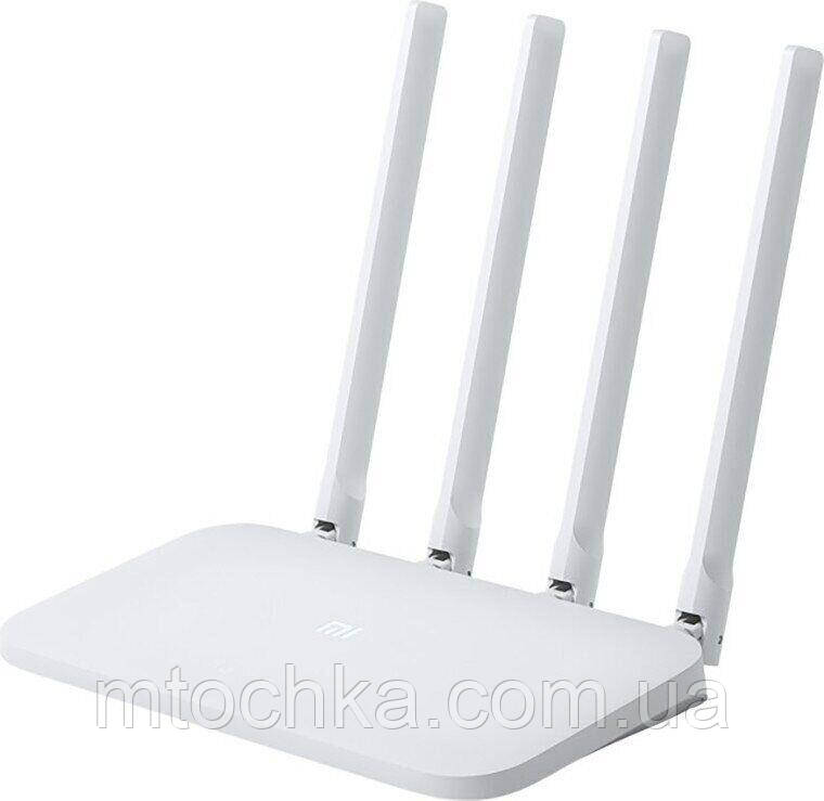 Маршрутизатор Xiaomi Mi WiFi Router 4C Global (DVB4231GL)