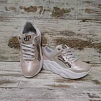 Кроссовки для девочек повседневные