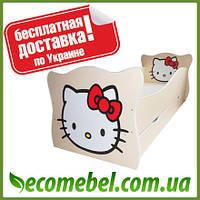 Кровать Китти (ліжко дитяче) фигурное Animal