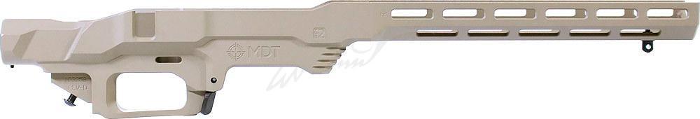 Ложа MDT LSS-XL Gen2 Carbine для Rem700 SA цвет: песочный