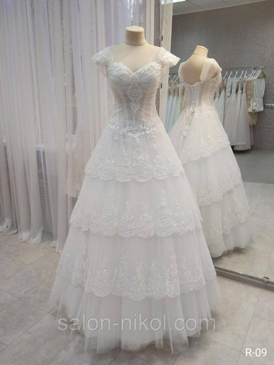Свадебное платье R-09
