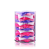 Безворсовые салфетки для маникюра 6х6см, спанбонд 45 г/м2, 400 шт в тубусе, разноцветные