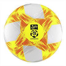 Мяч футбольный Adidas Conext 19 Top Capitano ED4934 №5 Белый, фото 2