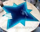 """Смола епоксидна КЕ """"Slab-521 Blue синя, фото 3"""