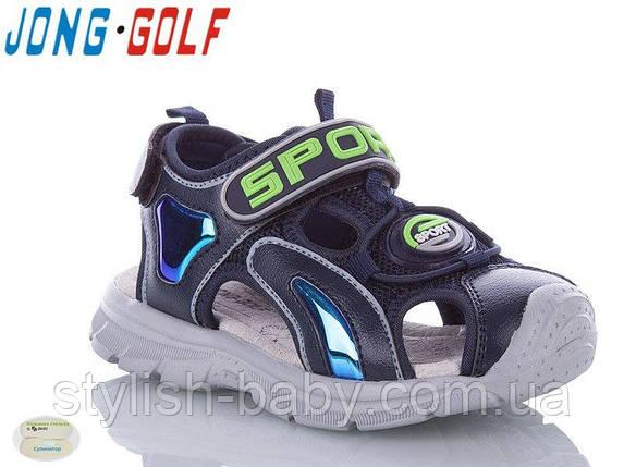 Детская летняя обувь 2020 оптом. Детские босоножки бренда Jong Golf для мальчиков (рр. с 26 по 31), фото 2