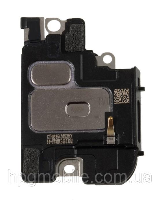 Динамик для iPhone XS, нижний Полифонический (Buzzer), в рамке, с разборки, оригинал 100%