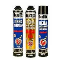Пена монтажная Budfix Мега профессиональная зимняя 850 мл
