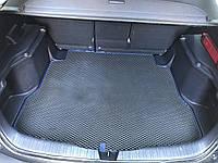 Honda CRV 2007-2011 гг. Коврик багажника (EVA, полиуретановый)