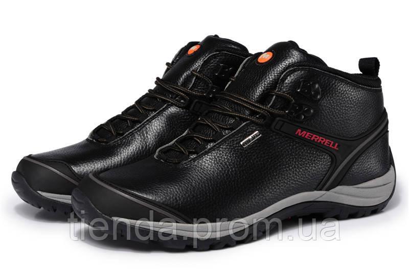 Ботинки трекинговые высокие мужские