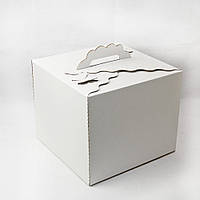 "Коробка для торта 30*30*25 ""Бабочка"""