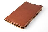 Блокнот в кожаной обложке ручной работы из натуральной кожи KINGSMAN BL2 коричневый