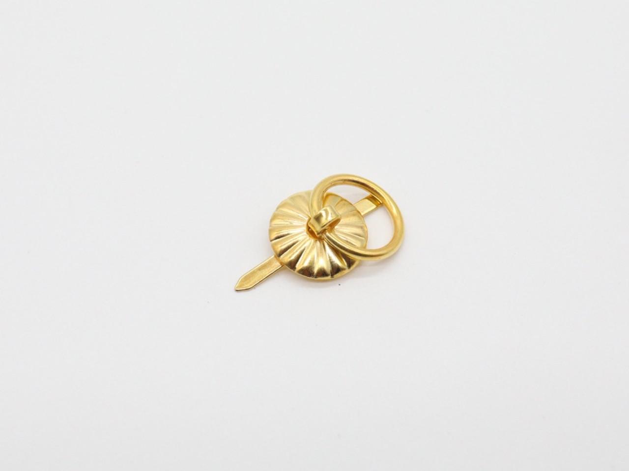 Ручка декор золото. 19х20мм