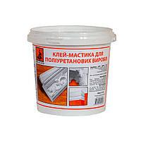 Клей для гипсовых и полиуретановых изделий Примус 1,5 кг