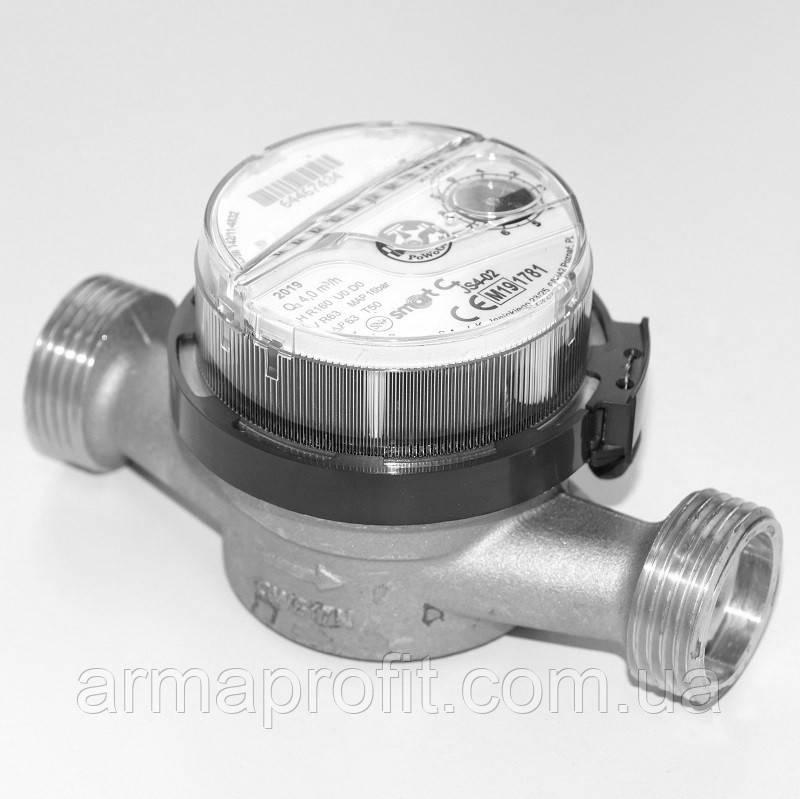 Счетчик горячей воды Ду20 Powogaz JS 4,0 SMART+
