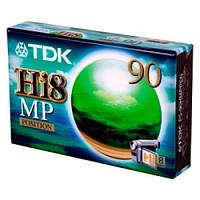Видеокассеты Hi 8 TDK для видеокамер MADE in JAPAN