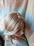 Парик длинный без челки медовый блонд 1625-27TТ613C, фото 6