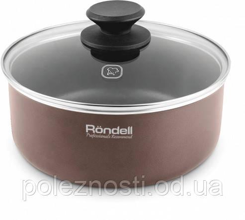 Крышка d 20 см Rondell Kortado (продается только крышка от кастрюли)