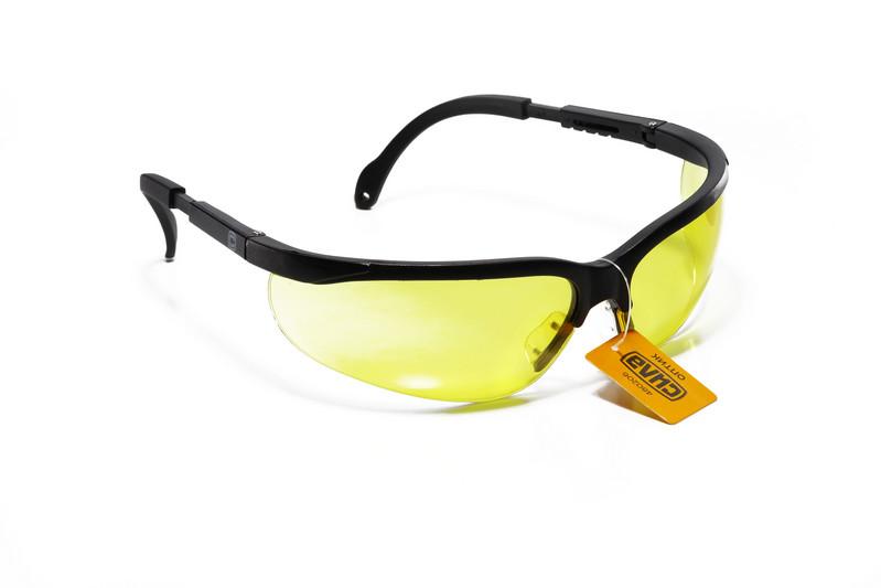 Очки защитные ОПТИК янтарные