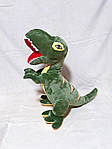 Плед мягкая игрушка 3 в 1  Динозавр зеленый (16), фото 2